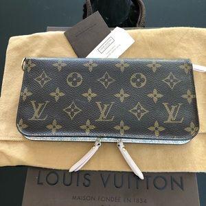 Louis Vuitton Fleuri Insolite wallet